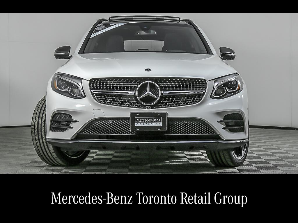 Certified Pre Owned 2018 Glc43 Amg 4matic Suv