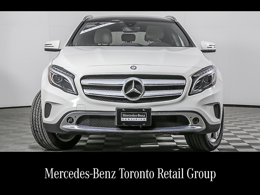 Certified Pre Owned 2016 Mercedes Benz Gla Gla250 Suv In