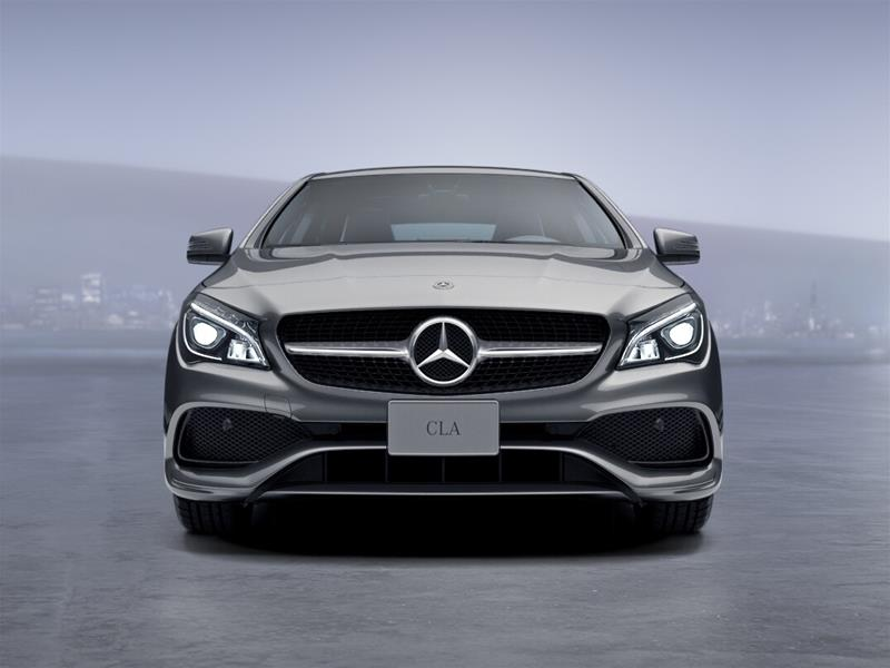 time review specs price benz cla mercedes mph