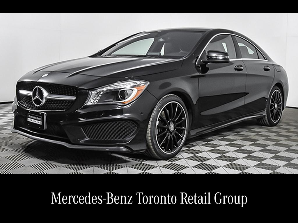 Certified Pre Owned 2016 Mercedes Benz Cla Cla250